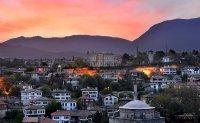Safranbolu'da Gün Batımı