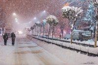 Kıranköy'de Kış