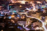 Safranbolu'da Gecenin Güzelliği