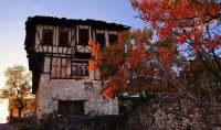 Kıranköy Evlerinde Sonbahar